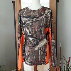 Mossy Oak Energy Zone Compression Shirt